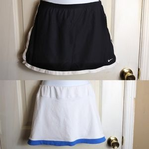 3/$25 😎 Nike tennis skirt with BONUS 2nd skirt